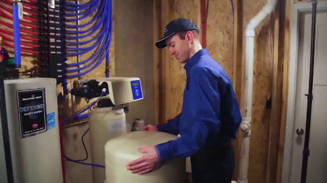 Culligan High Efficiency Water Softener Start Saving Today Ad Commercial On Tv 2019 Water Softener Culligan Softener