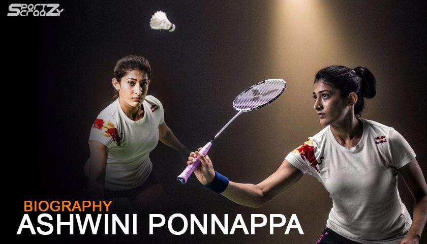 Ashwini Ponnappa Biography Age, Height, Personal Life