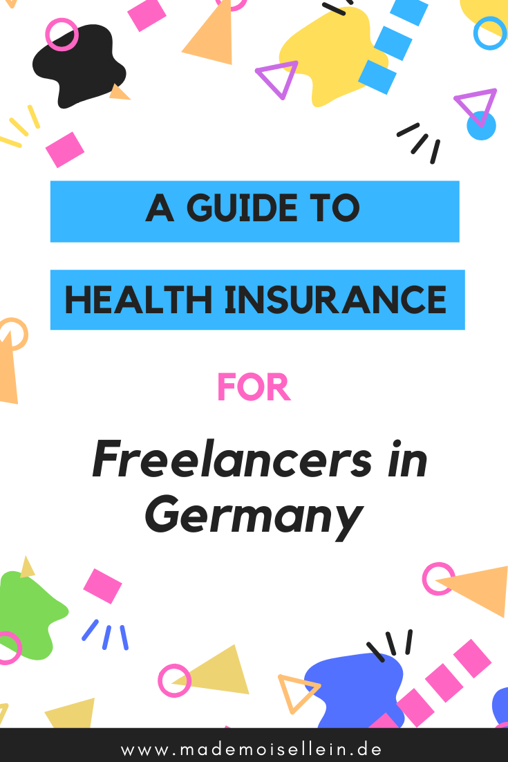 Cheap Health Insurance >> Health Insurance For Freelancers In Germany 2020 Update