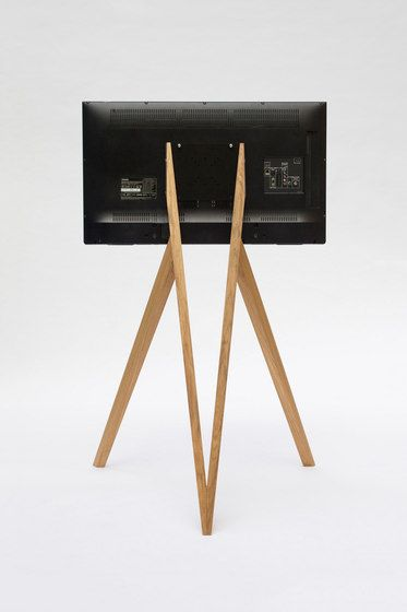 screen rack front row von roomours kommunikationstools. Black Bedroom Furniture Sets. Home Design Ideas