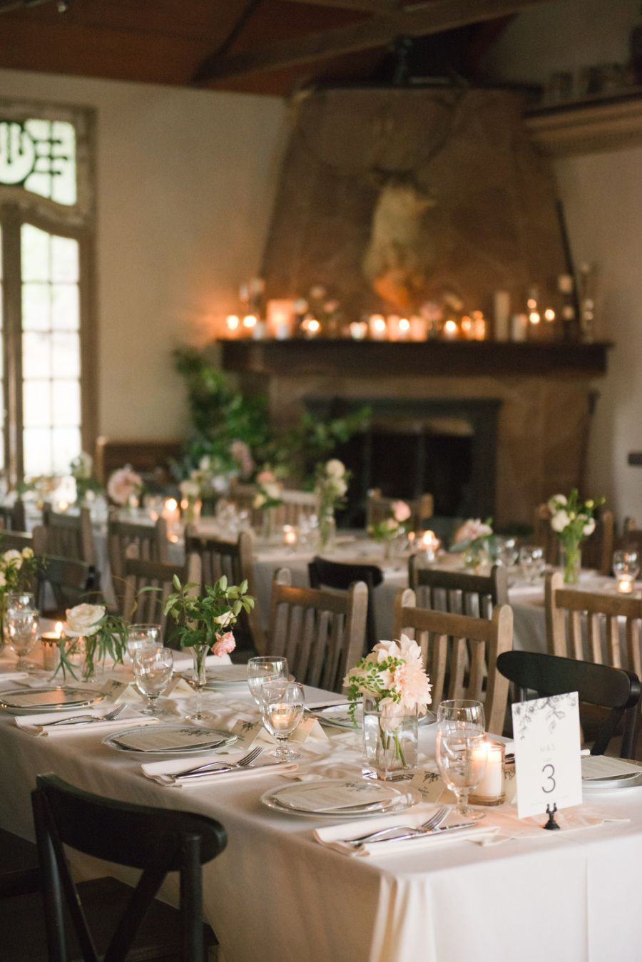 Romantic, LaidBack Calistoga Ranch Wedding Ranch