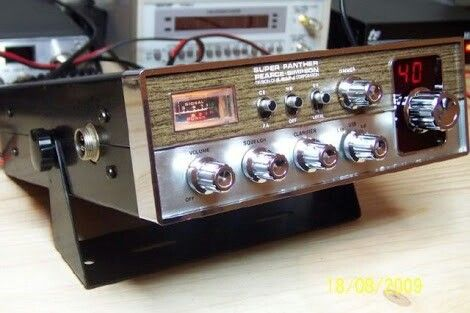 Super Panther CB radio