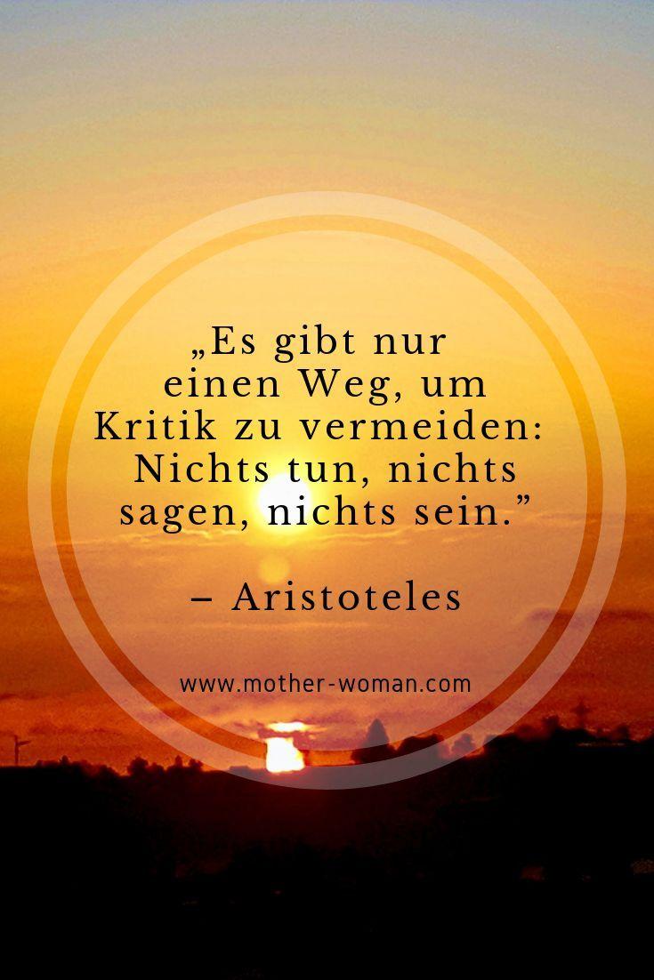 Kurze Zitate und Sprüche, deutsch, Weisheiten, Achtsamkeit