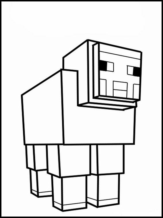 Minecraft 17 Ausmalbilder Fur Kinder Malvorlagen Zum Ausdrucken Und Ausmalen Ausmalbilder Zum Ausdrucken Malvorlagen Zum Ausdrucken Malvorlagen Tiere