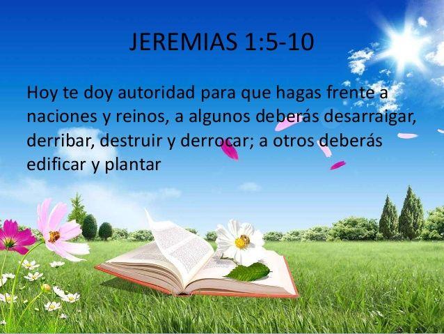 jeremias 1-5 - Buscar con Google