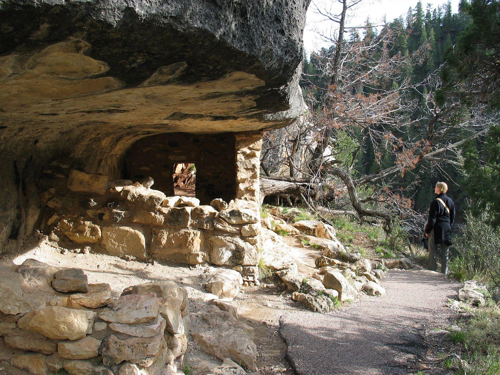Walnut Canyon Pictures Google Search Arizona Hiking National