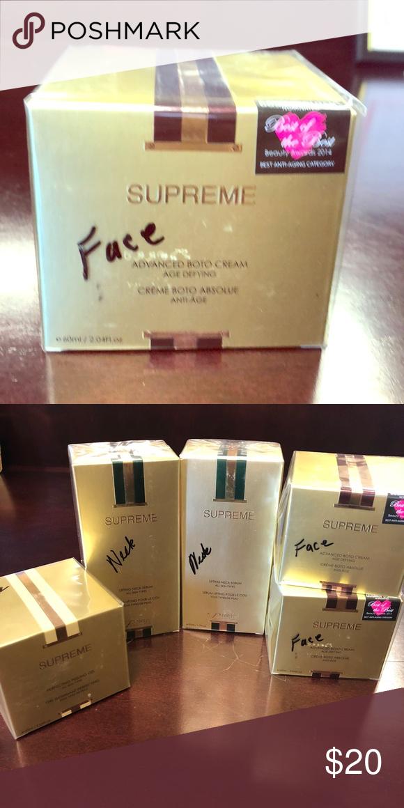 Premier By Dead Sea Premier Advanced Boto Cream Cream Makeup Cream Things To Sell