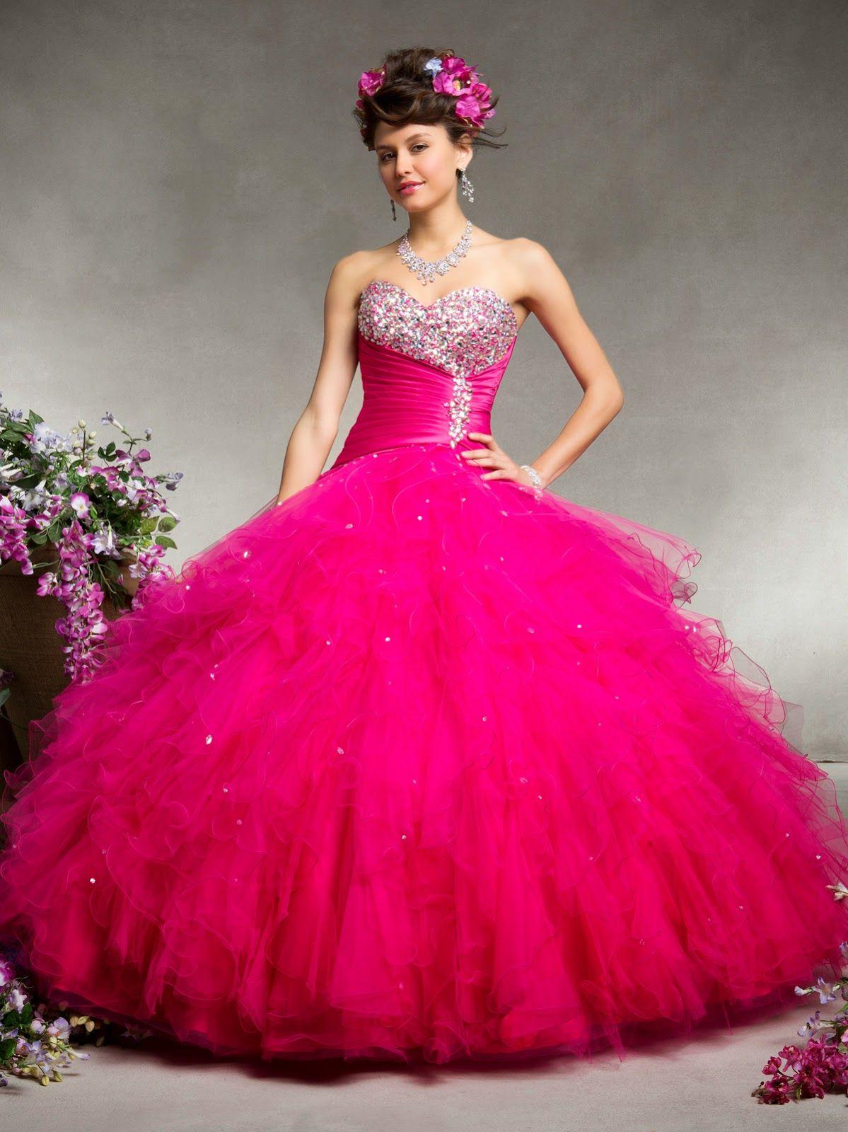 Fabulosos vestidos de 15 años | Moda y tendencias | Nayita XV ...