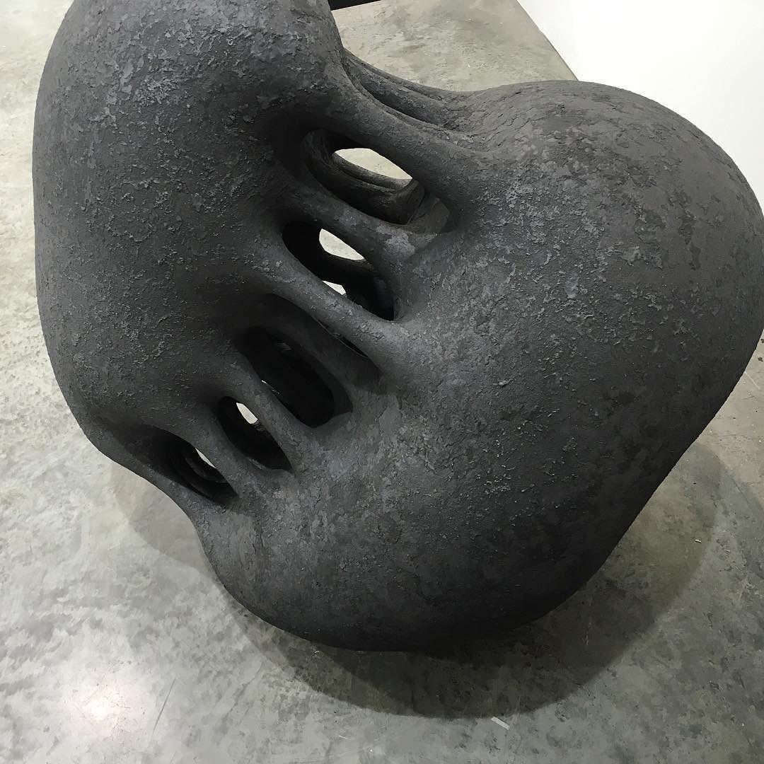 Ceramic Sculpture By Toru Kurokawa At The Art Stage