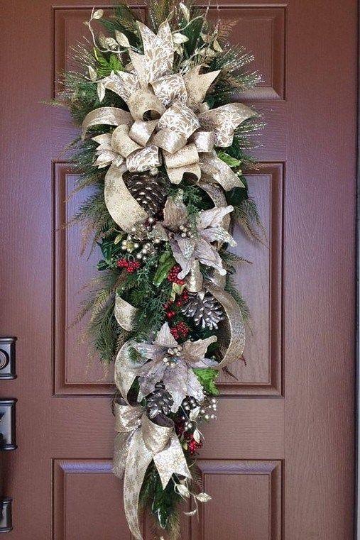 +26 Luxury Christmas Wreath For Front Door   Christmas ...