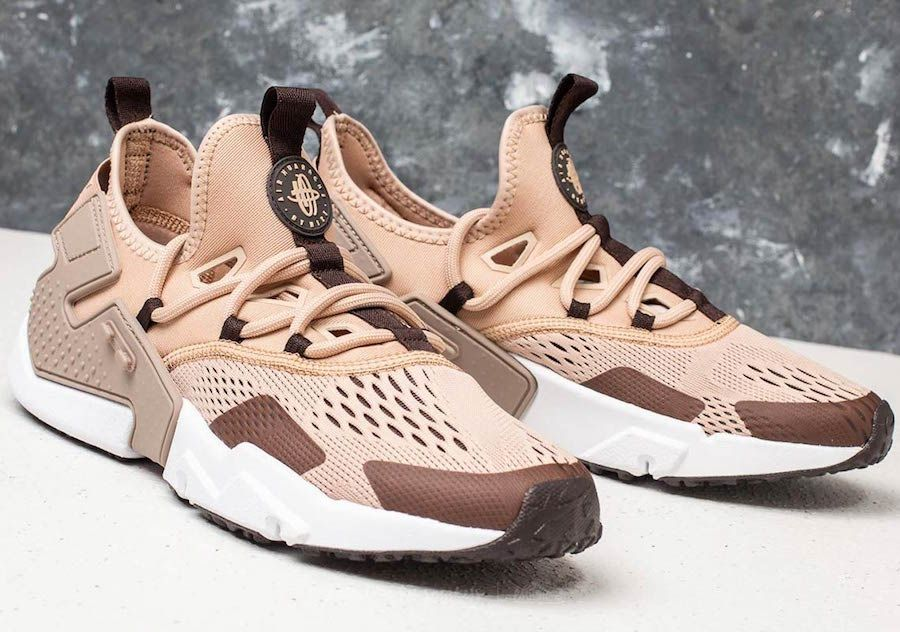 newest 18380 bfade Nike Air Huarache Drift Breathe Sand