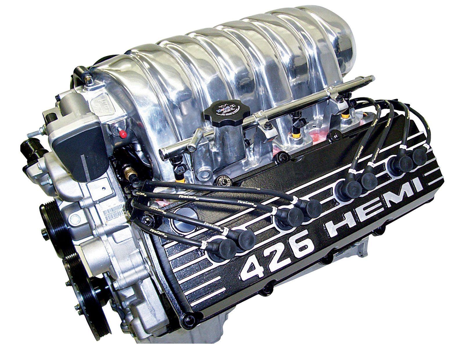Modern 426 hemi