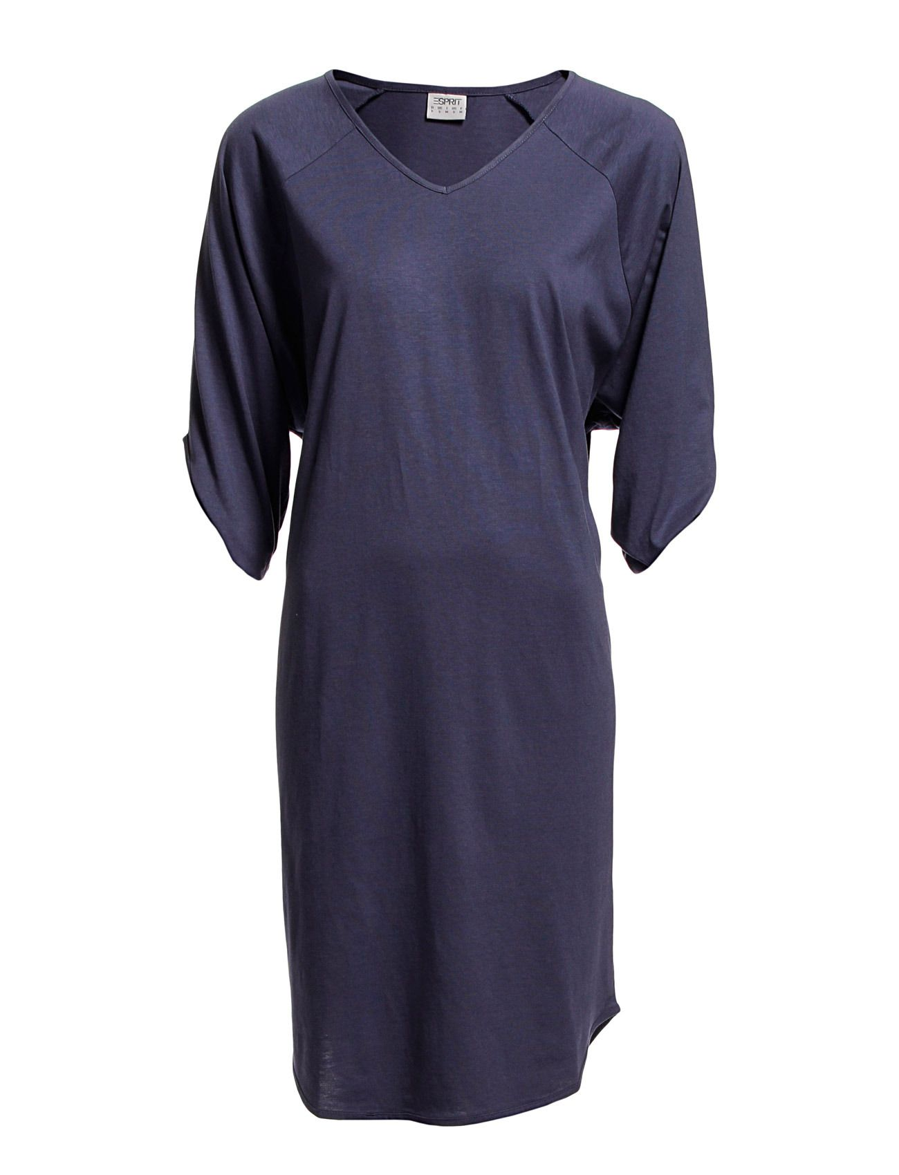 knitted dresses - Knitted dress from Esprit.  *Three-quarter length sleeves  *V- neckline