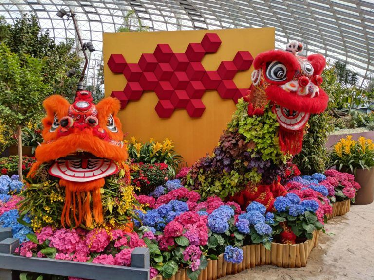Gardens By The Bay Flower Dome Hours