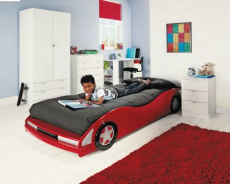 Argos Racing Car Bed 86 99 Kid S Room Toddler Rooms Thomas