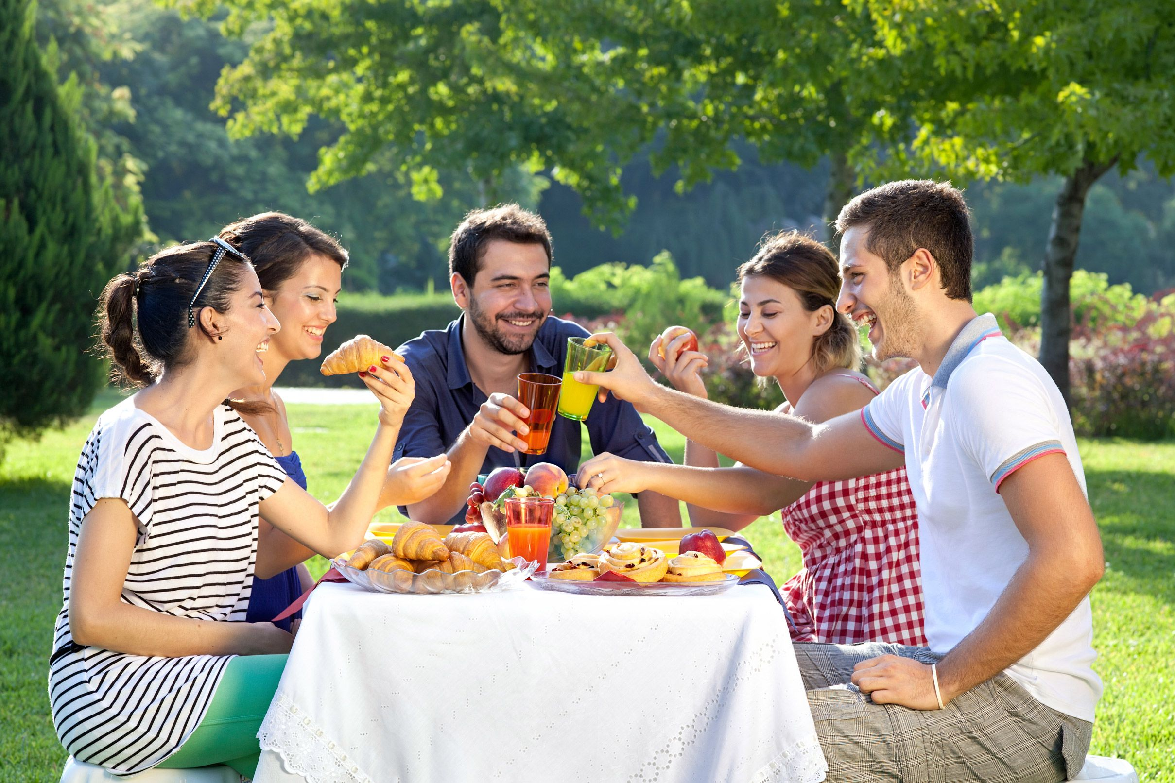 Пикник с друзьями картинки