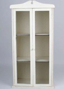 Shabby Chic Wooden Cupboard