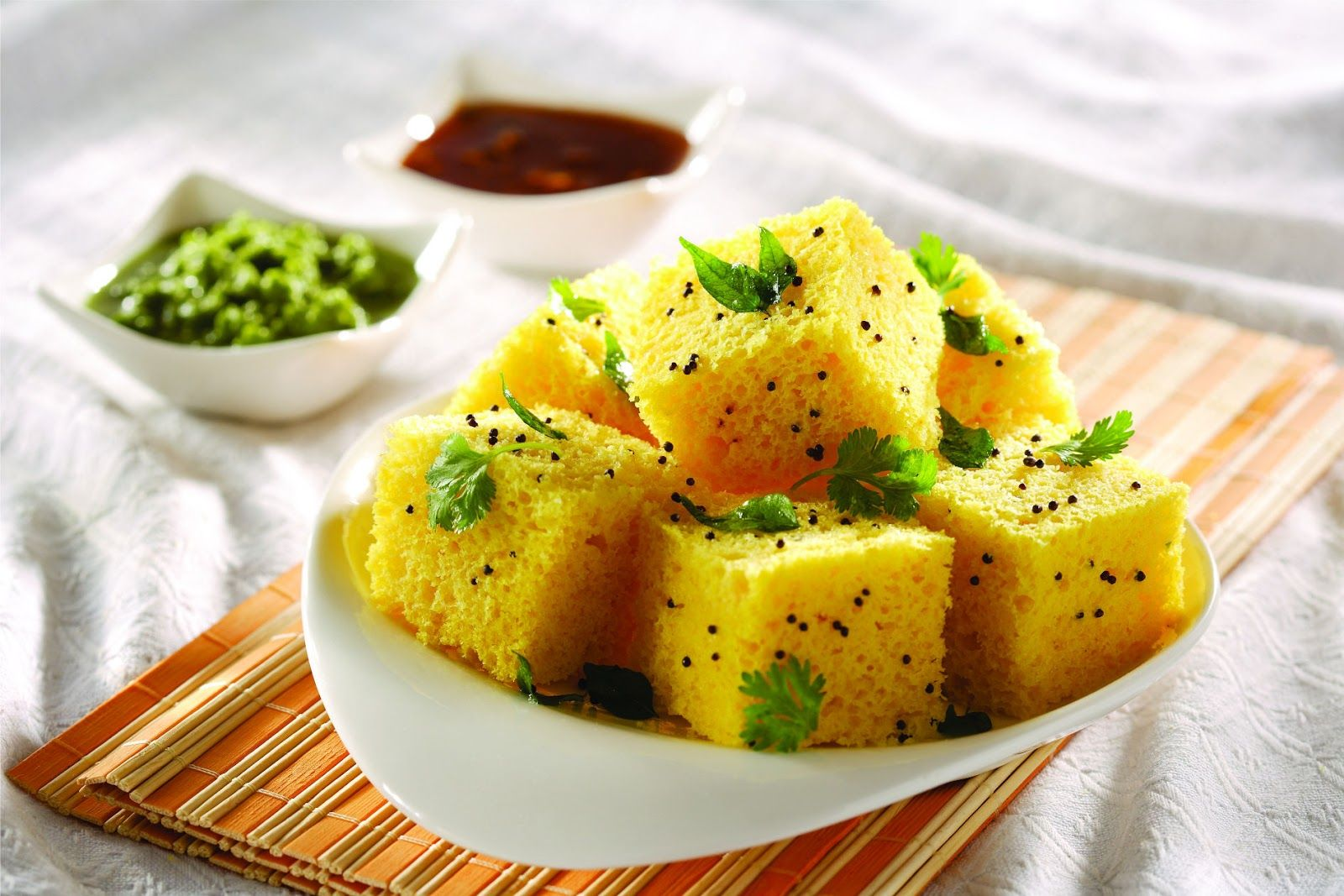 Gujarati khaman dhokla recipe food and drink pinterest indian cuisine gujarati khaman dhokla recipe forumfinder Gallery