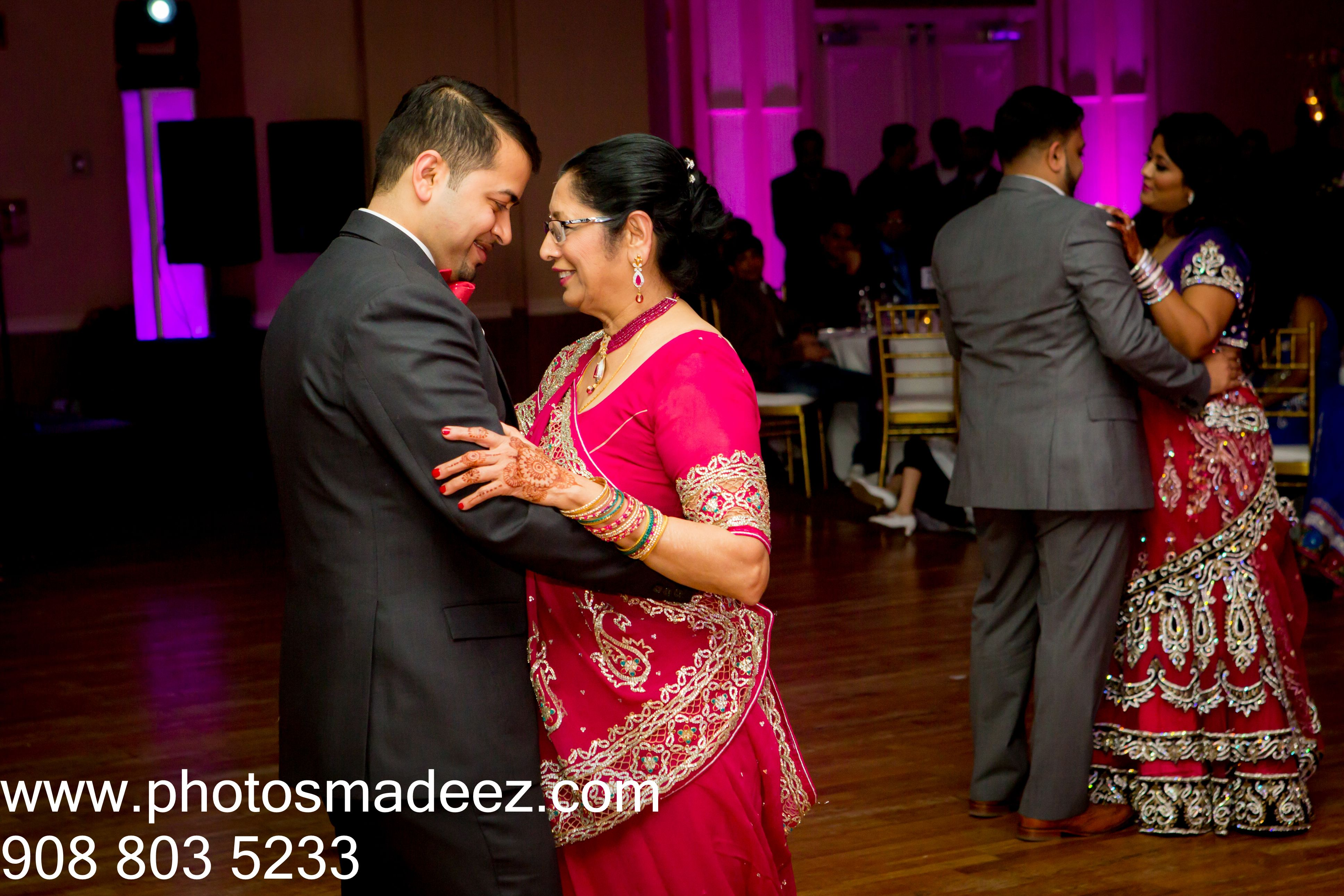 Mother Son Dance At Mahwah Sheraton
