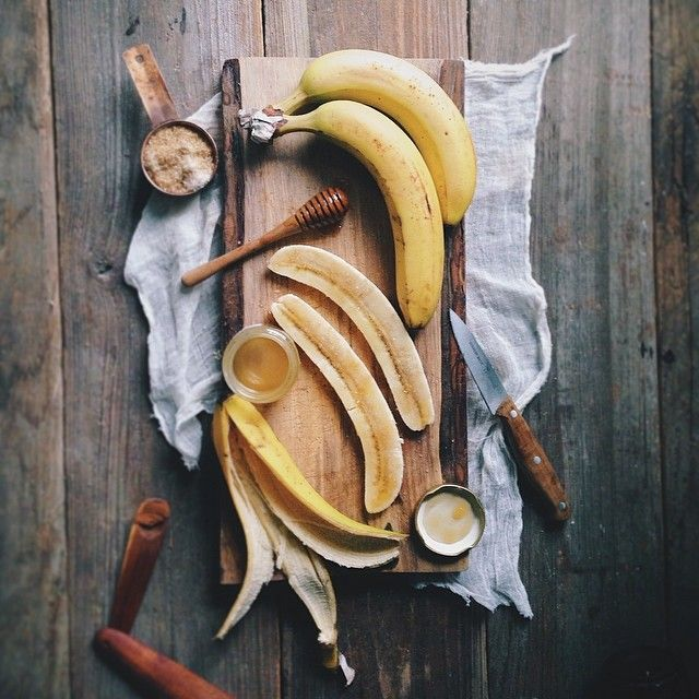 Roasting some bananas this fine morning . Going to make for the best smoothie ever .