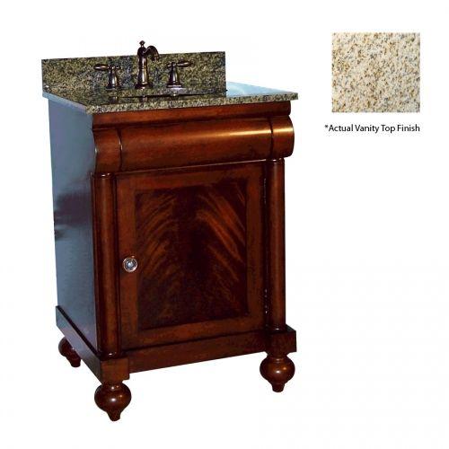 John Adams Single Sink Vanity W, 24 Inch Bathroom Vanities Without Tops Sinks