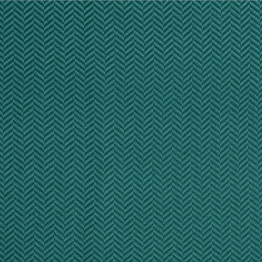 Ocean Blue And Green Chevron Texture Upholstery Fabric Upholstery