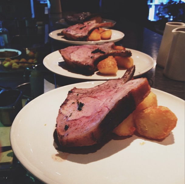Sundays were made for roasts...