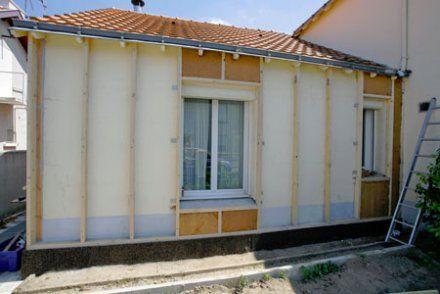 Comment il a isolé sa maison par lu0027extérieur Isolation extérieure - logiciel construire sa maison