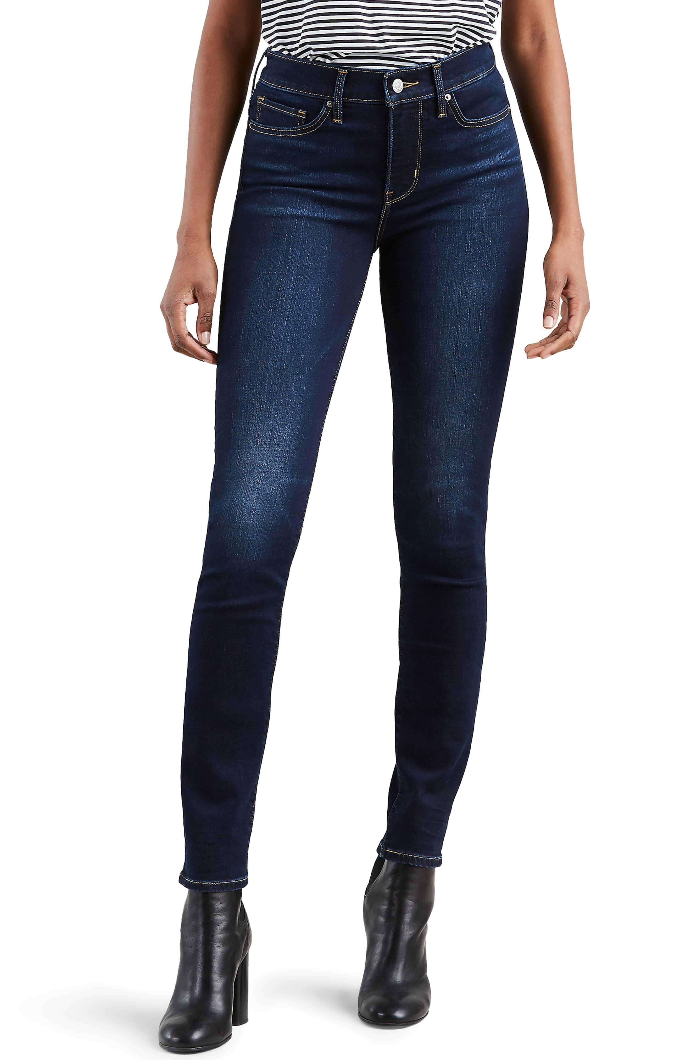 Levi's® 311™ Shaping Skinny Jeans (Arcade Night   Tummy