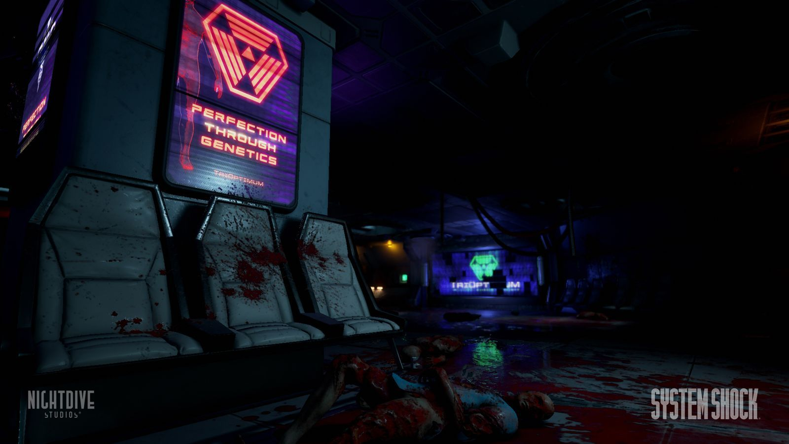 System Shock Remake Switching to Unreal Engine 4