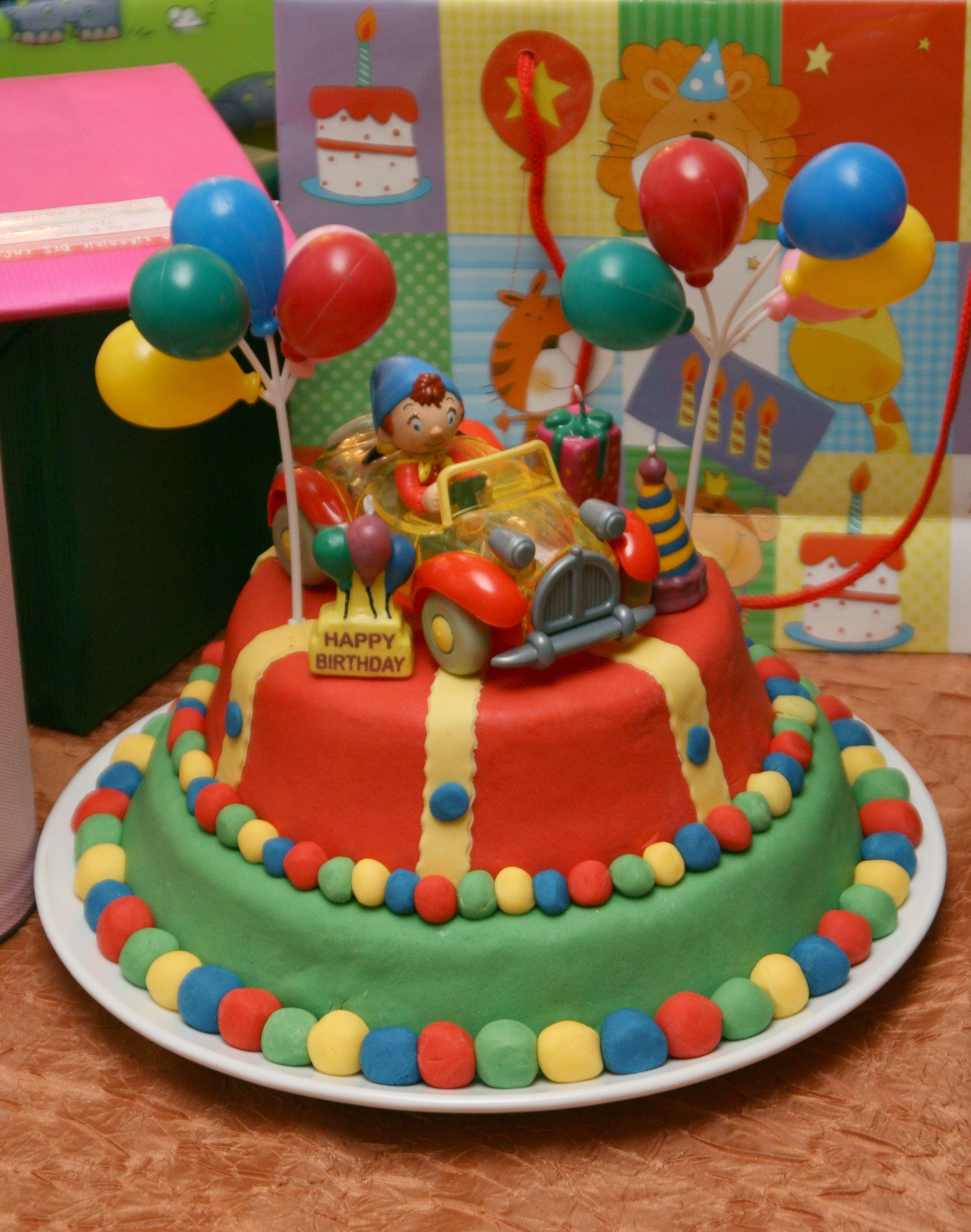 Bekannt Gâteau d'anniversaire Oui-Oui des 2 ans de Lou, Luna et Inès | Mes  DV43