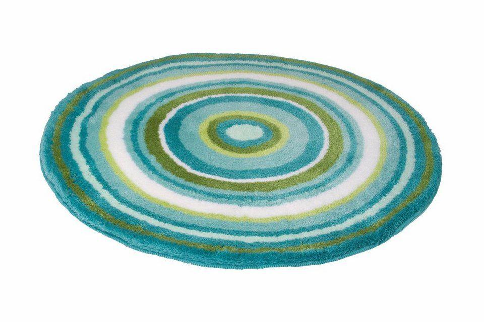 Badematte »Mandala« Kleine Wolke, Höhe 20 mm, rutschhemmend ...