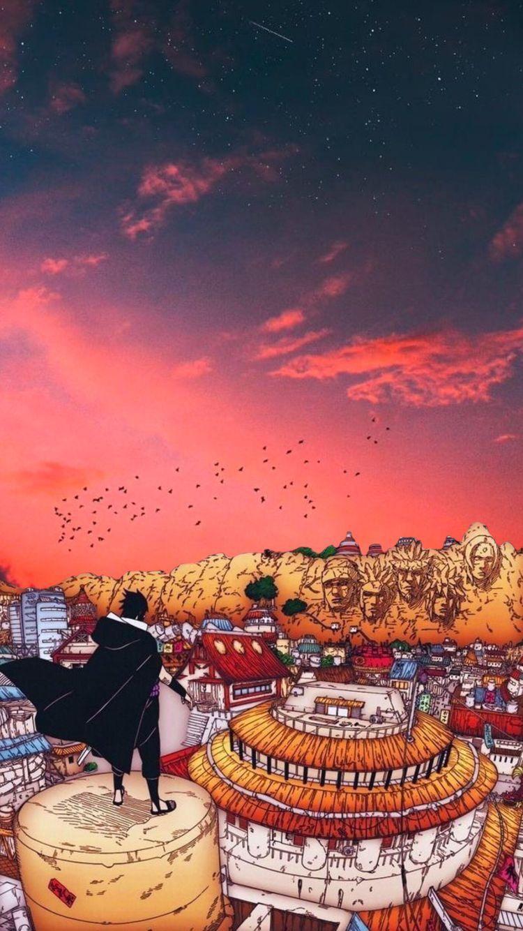 Hd Phone Wallpaper Naruto Shippuden Sasuke Arte Naruto Naruto Fotos