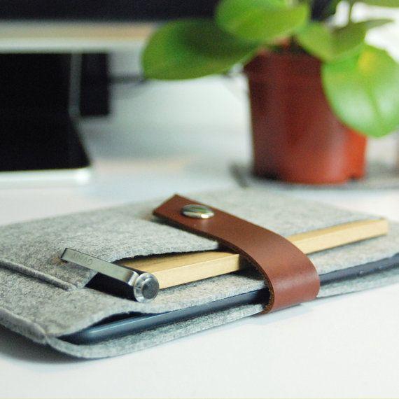 Felt iPad mini case iPad mini cover iPad mini Sleeve by feltk, $19.00