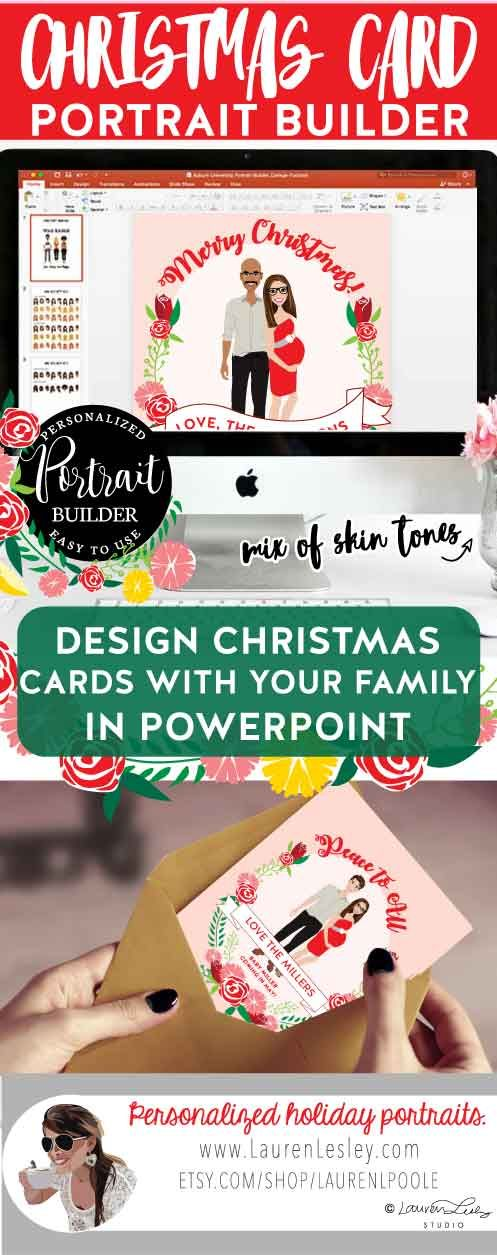 Design Your Very Own Christmas Cards Christmas Cards Personalised Christmas Cards Merry Christmas Greetings