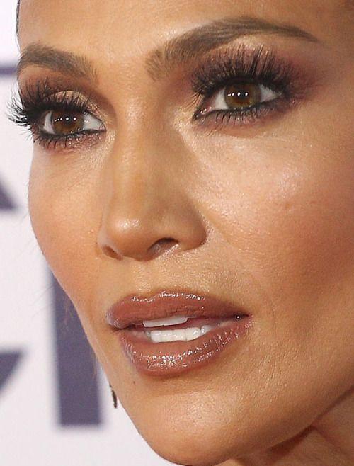 jennifer lopez jennifer lopez red carpet makeup celeb celebrity celebritycloseup