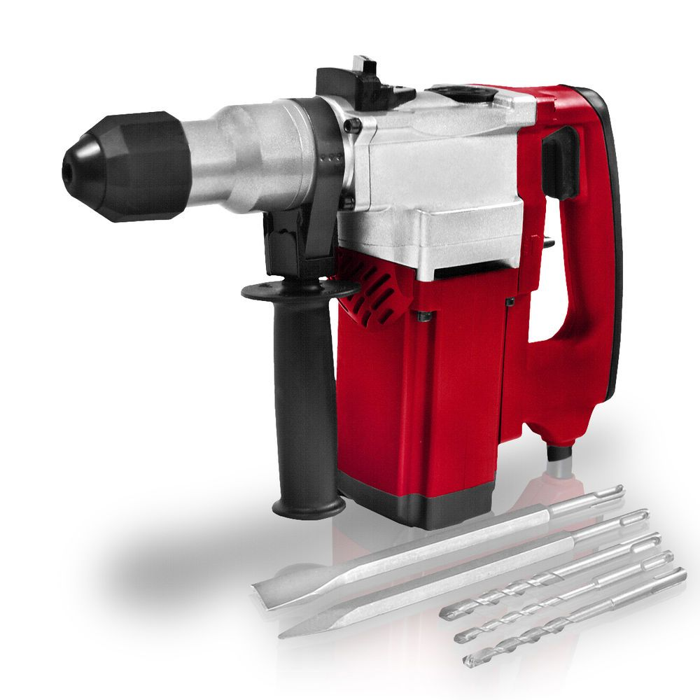 1100 Watt Meißelhammer Bohrhammer Stemmhammer Sds Plus Mit