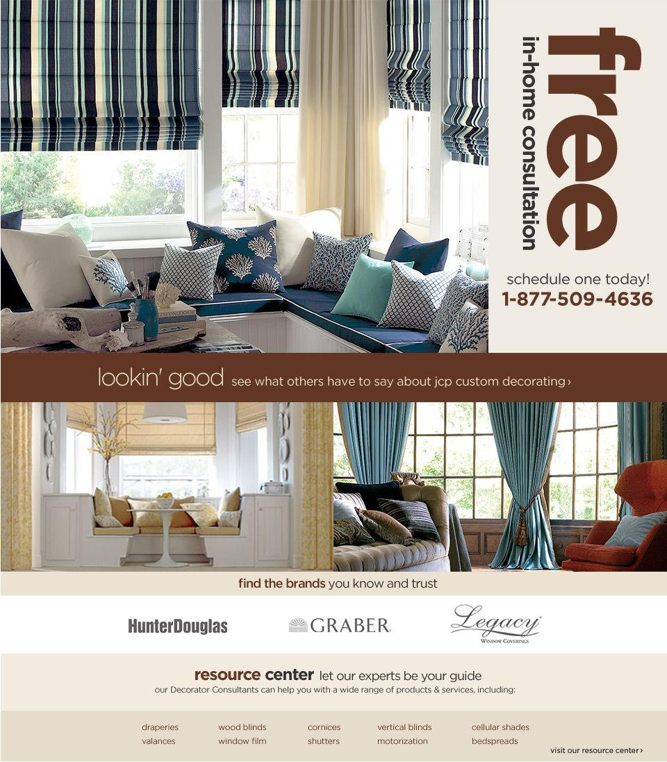 Custom Decorating Jcpenney Photography Art Direction Home