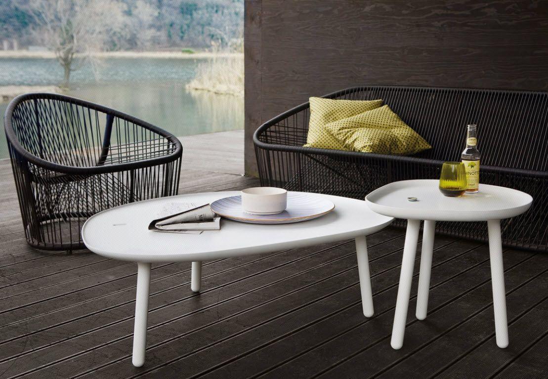 table basse de jardin design NINFEA by Ludovica & R. Palomba ...