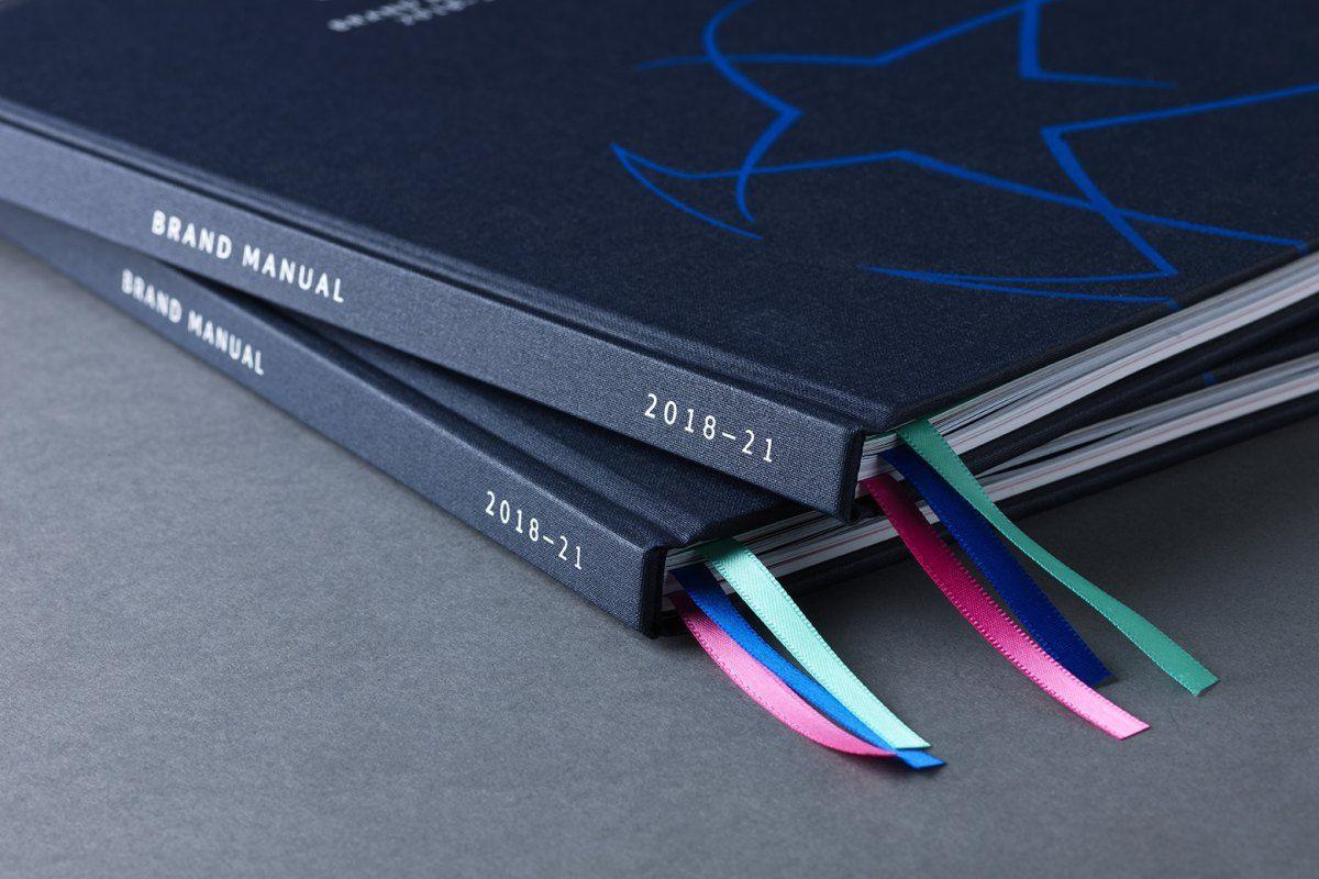 Design studio uefa champions league brand manual 06 uefa