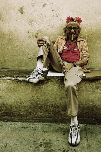 Grandma Habana II by f_29