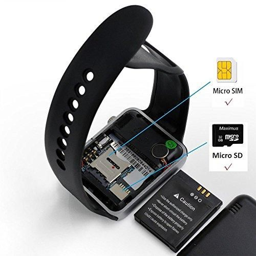 Bluetooth Smart Watch A1 WJPILIS Touch Screen Smart