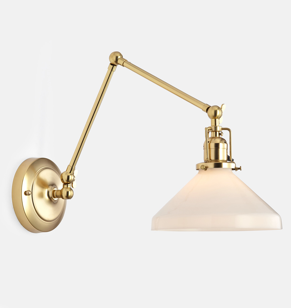 Imbrie Articulating Sconce
