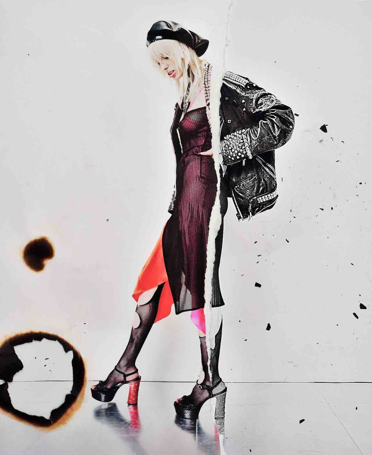 lili sumner by philip meech for odda #8 | visual optimism; fashion editorials, shows, campaigns & more!