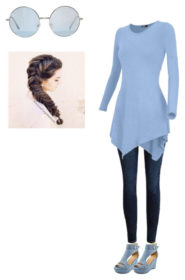 """""""Sin título #497"""" by leonormoral on Polyvore featuring moda, women's clothing, women's fashion, women, female, woman, misses y juniors"""