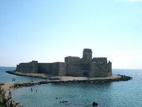Le Castella di Isola Capo Rizzuto (KR) Castello aragonese