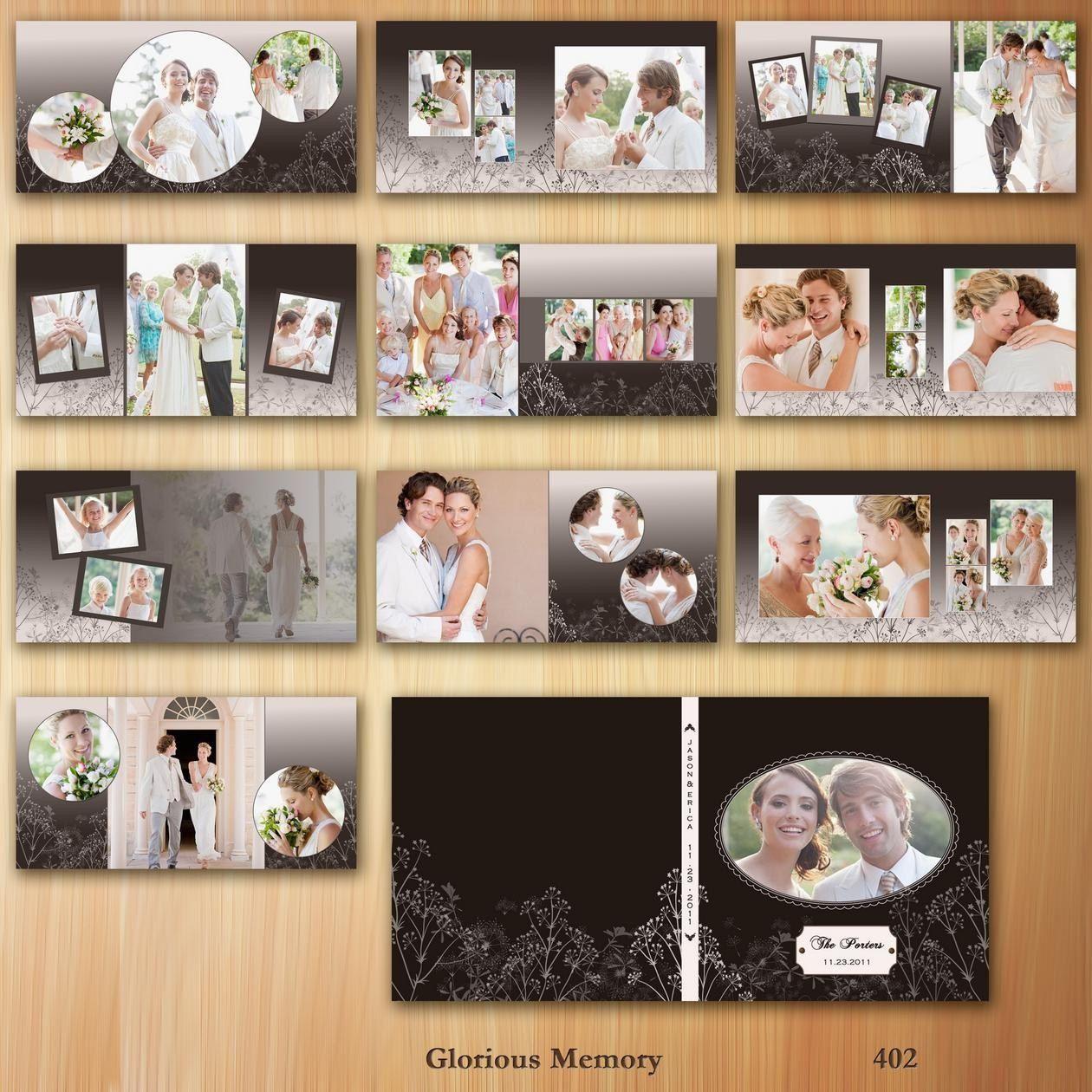 Digital Album Wedding Photo Album Book Wedding Photo Albums Photo Album Book