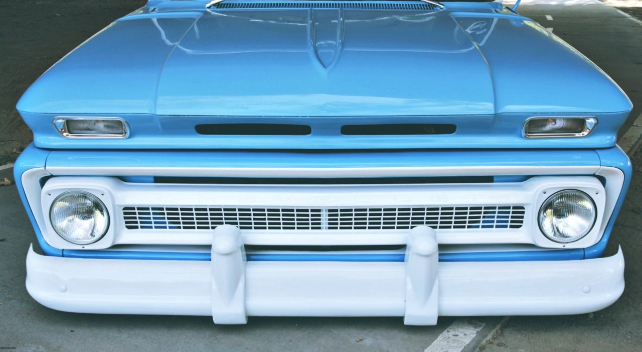 All Chevy chevy c10 body styles : 1962-1966 Chevrolet C10   Early 60's Chevy Truck's   Pinterest ...