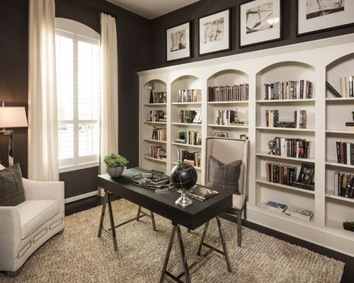 Houzz | Transitional Home Office Design Ideas U0026 Remodel Pictures