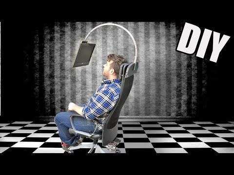 Vibrating gaming chair do it yourself youtube vrksted sure your controller rumbles while playing your favorite video games but what about your chair heres how to turn any chair into a diy rumbling chair and solutioingenieria Choice Image